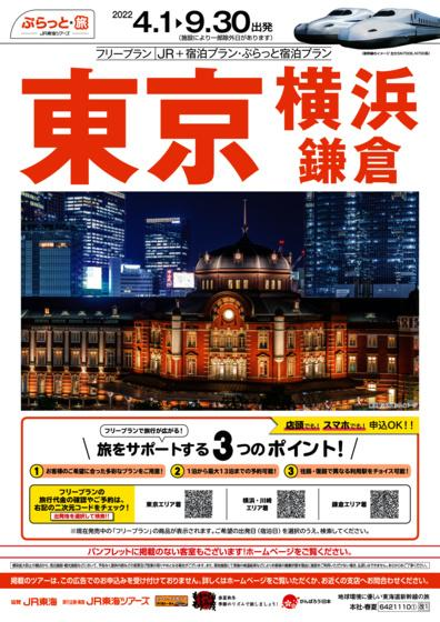 フリープラン 東京・横浜